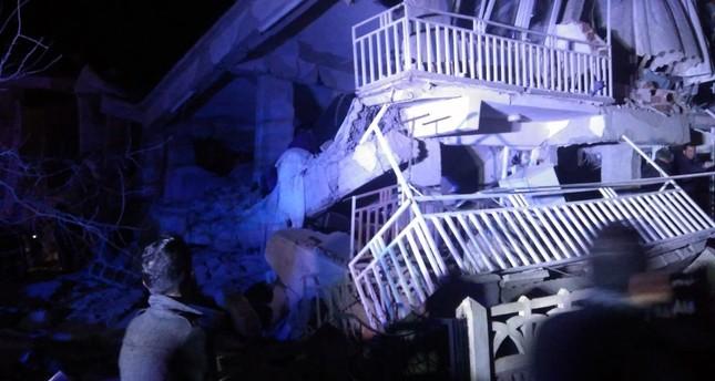 Tërmeti 6.8 ballë, Kosova dërgon ekipin e parë të ndihmës në Turqi