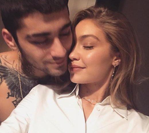 """""""Ik bëj nani!"""" Gigi Hadid i sulet yllit të YouTube pasi i ofendoi partnerin Zayn Malik"""