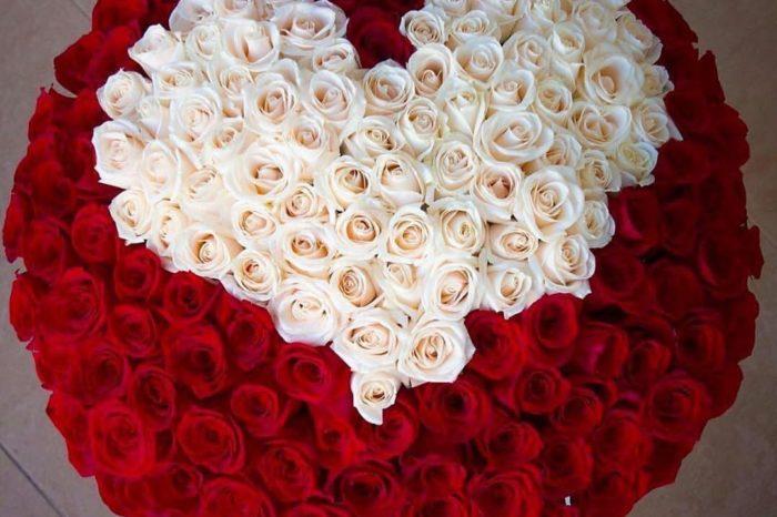 Shën Valentini: Sa shpenzojnë shqiptarët për buqetat e luleve! Vijnë dhe nga Kolumbia