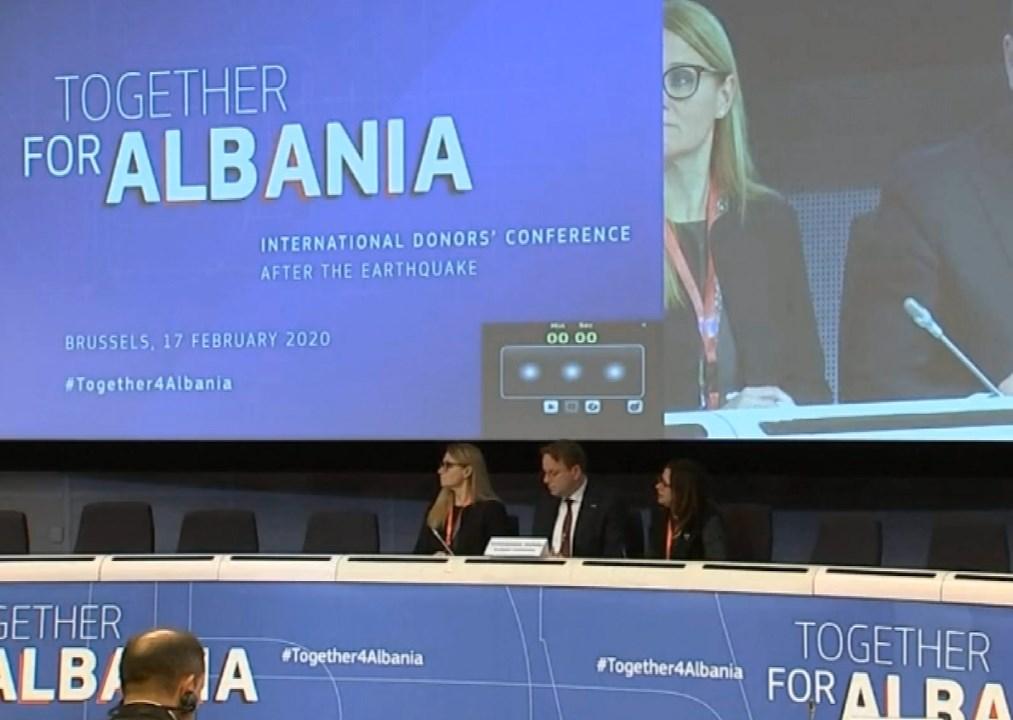 Brukseli tejkalon 1 miliardë euro grante dhe borxhe për Shqipërinë, mbulohet fatura për rindërtimin pas tërmetit