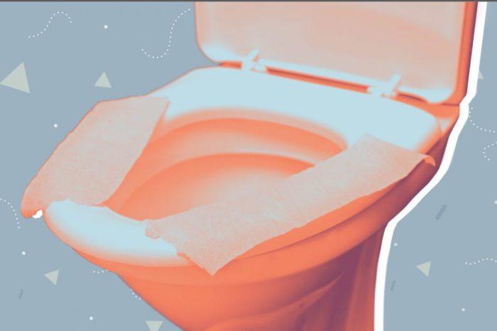 E paskemi ditur gabim: Letrat që ne vendosim mbi tualet nuk na mbrojnë nga asgjë