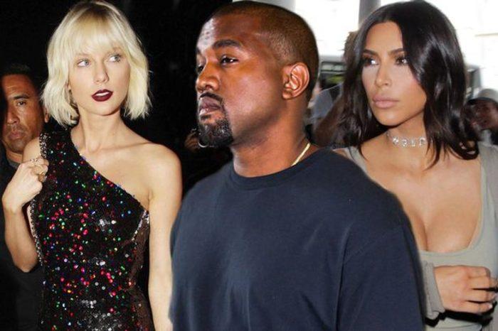 """Rindizet debati i vjetër! Pas videos së bujshme të Kanye West dhe Taylor Swift, reagon Kim Kardashian: """"Ajo po gënjen"""""""