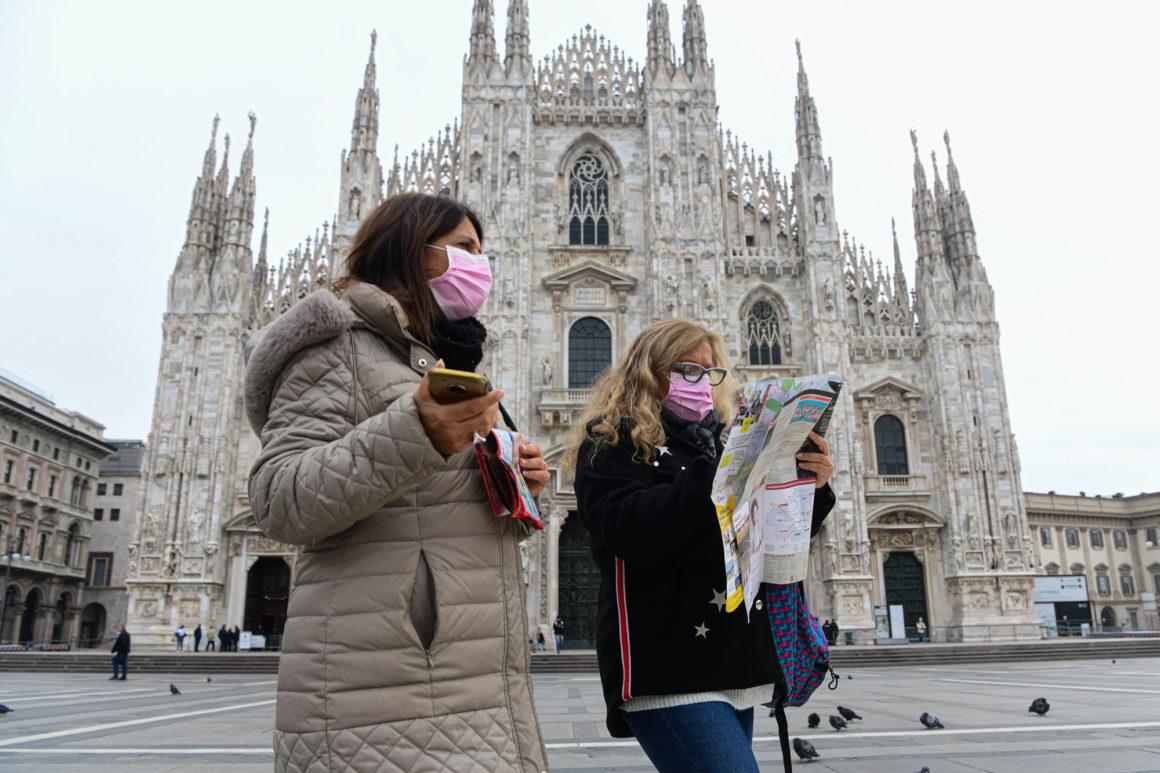 Vijon bilanci tragjik në Itali: 812 viktima në 24 orët e fundit