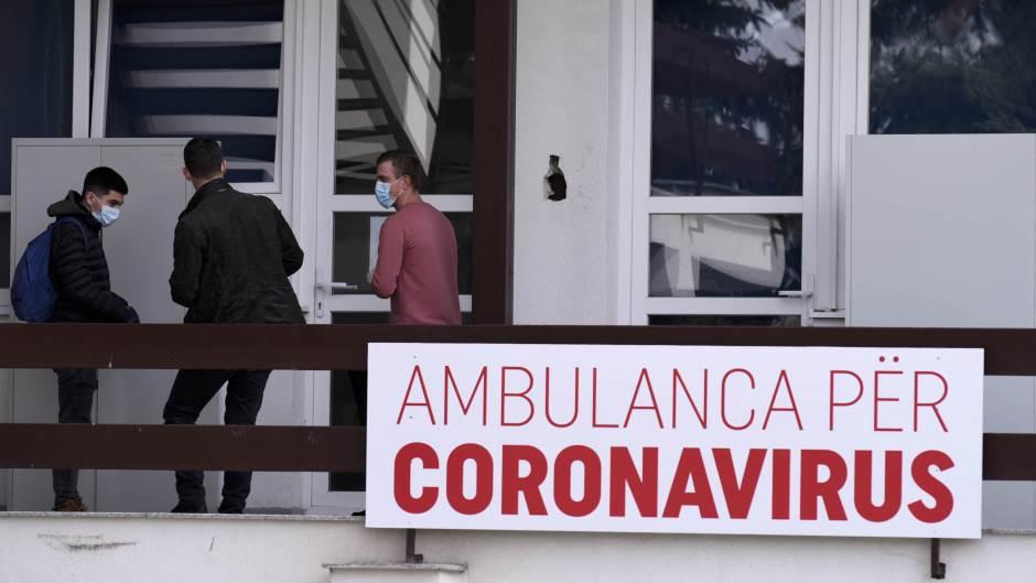 Kosovë: 12 raste të reja me koronavirus, shkon në 106 numri i të infektuarve
