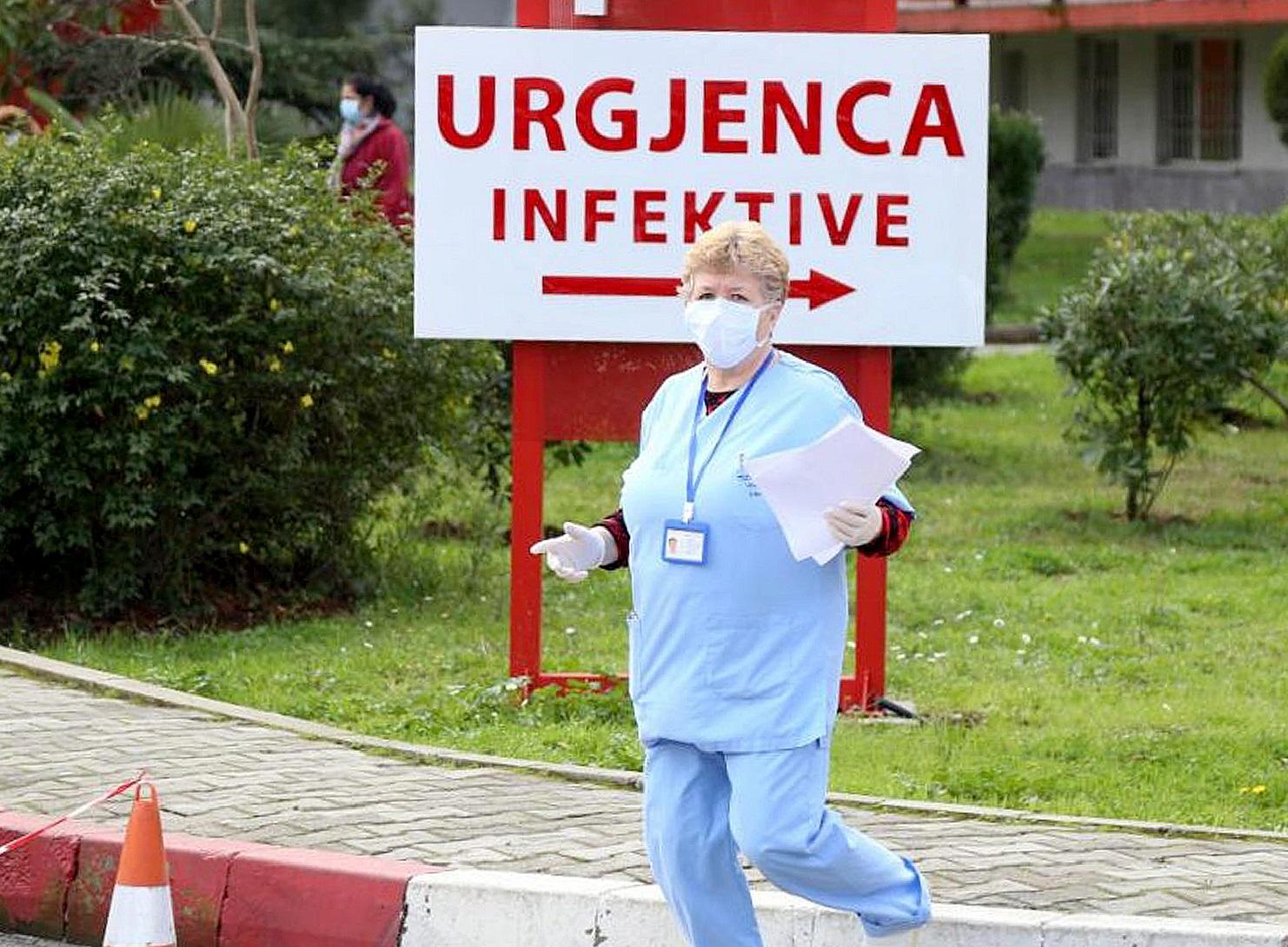 Lajm i mirë: 5 pacientë mposhtin virusin Covid-19, lënë Spitalin Infektiv
