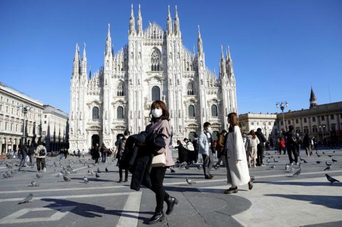 """Hapet sheshi """"Duomo"""" në Milano! Mbi 1600 të infektuar me Koronavirus, rritet numri i viktimave"""