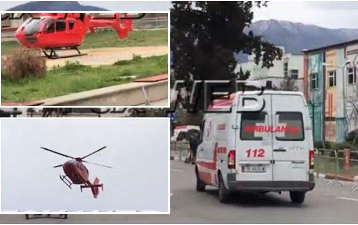 Lajm i fundit: Erdhi me urgjencë, helikopteri mbërrin tek Spitali Infektiv