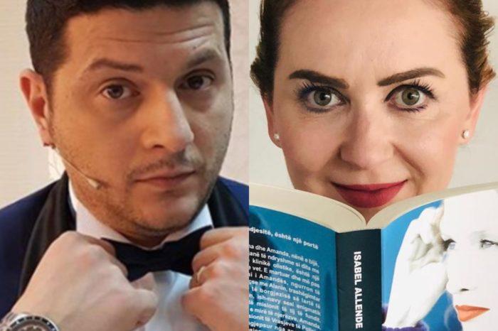"""Habit Ermal Mamaqi: """"Romanet i lexojnë të pasurit që e kanë në terezi!"""" I kthehet Arlinda Dudaj: """"Këtë nuk e vendos depresioni yt!"""""""