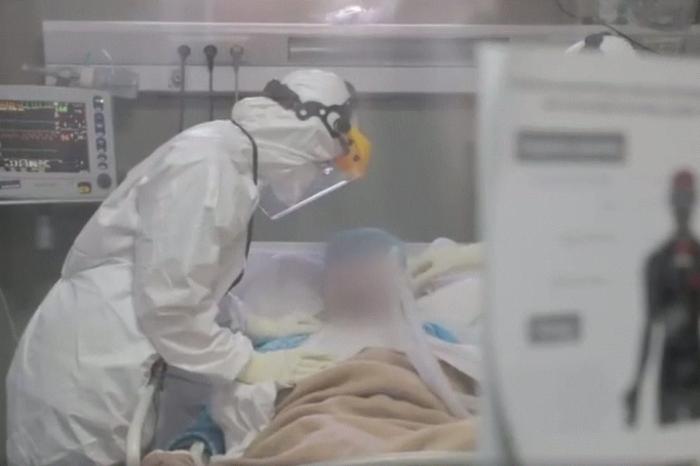 Dalin pamjet brenda spitalit Infektiv, si po trajtohen pacientët me koronavirus
