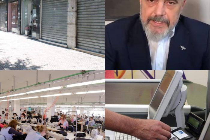 Paketa e dytë ekonomike, kush është pushuar nga puna më 1 mars- 17 maj përfiton 40 mijë lekë automatikisht