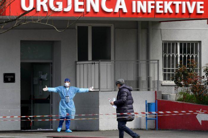 E fundit: 2 të vdekur dhe 61 të infektuar me COVID-19 brenda 24 orëve në Shqipëri