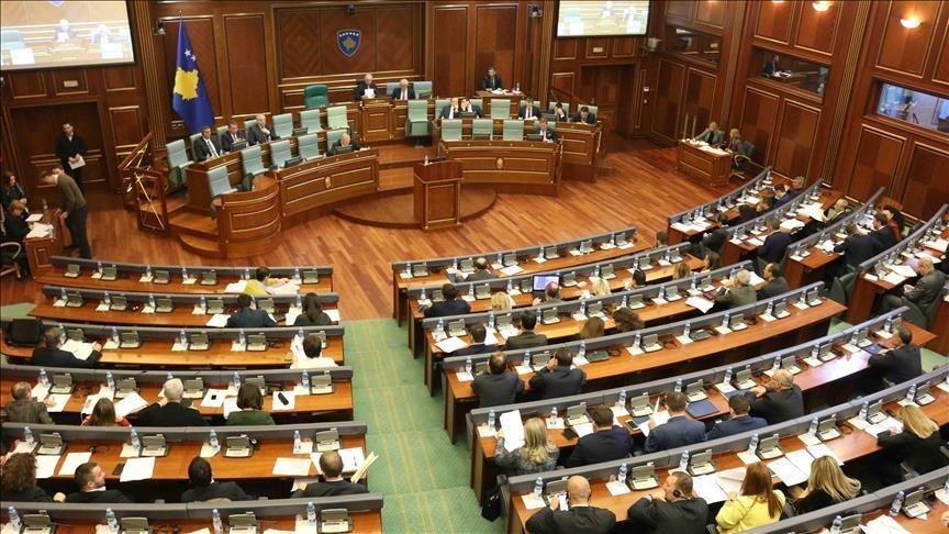 Votohet qeveria: Zgjidhet kryeministri i ri në Kosovë