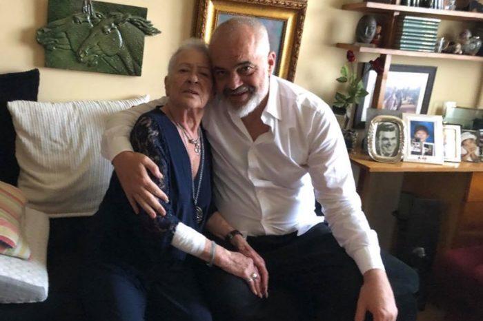 Ndahet nga jeta nëna e kryeministrit Edi Rama