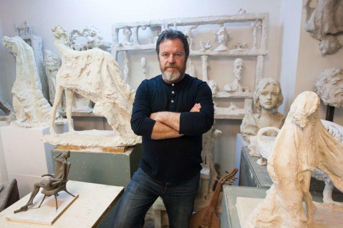 Humb jetën nga COVID-19 skulptori i njohur Arben Bajo!