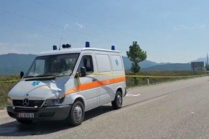 Tragjike në Kakavijë: Ambulanca përplas për vdekje fëmijën që priste në radhë