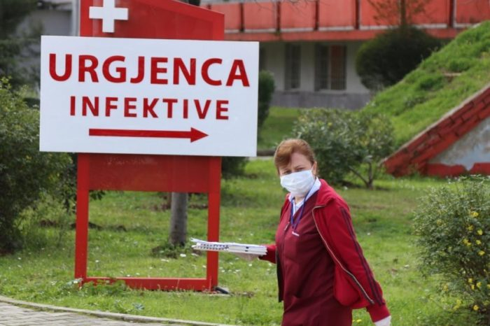 4 jetë të humbura dhe më shumë se 100 raste të reja me Covid-19 brenda 24 orëve në Shqipëri
