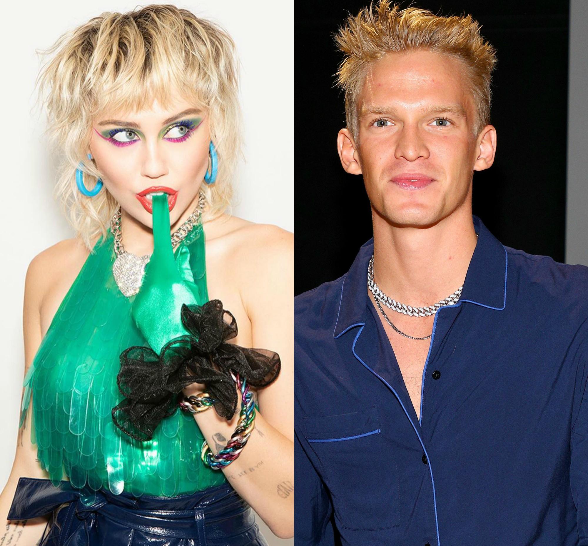 Miley Cyrus konfirmoi ndarjen, por deklarata e saj la vend për shumë dyshime!