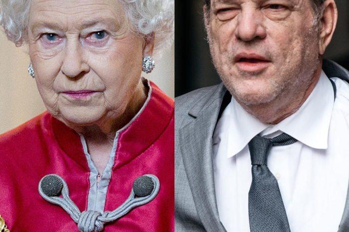 Mbretëresha Elizabeth zhvesh Harvey Weinstein nga titulli i lartë i 2004-s