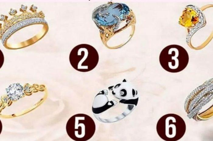 Test: Zgjidh njërën prej unazave dhe na lejo të të tregojmë pikën tënde të fortë!