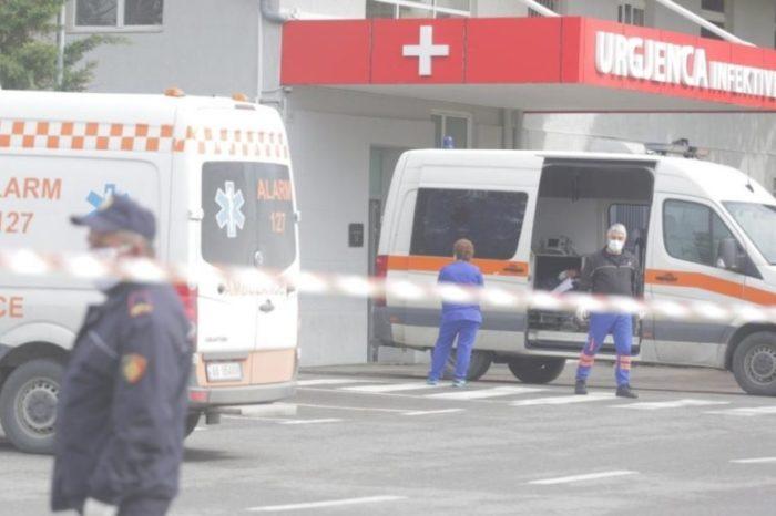 COVID-19 i merr jetën 4 personave dhe shënon sërish numër të lartë të infektuarish brenda 24 orëve në Shqipëri