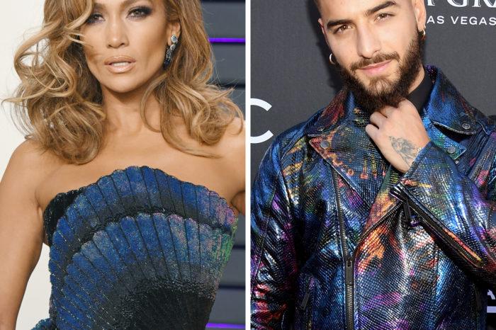 """""""Martohu me mua""""! Dy super yjet Jennifer Lopez dhe Maluma në filmin më romantik për Ditën e Shën Valentinit (VIDEO)"""