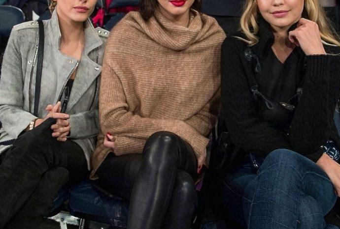 """""""Thonë se nuk bëj për modele!"""" Hailey hap zemrën rreth pasigurive që i ka shkaktuar miqësia me Kendall dhe Gigi!"""
