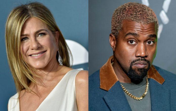 """Ups! Mes Jennifer Aniston dhe Kanye West sapo nisi një """"sherr"""" virtual dhe replikat s'duhen humbur!"""