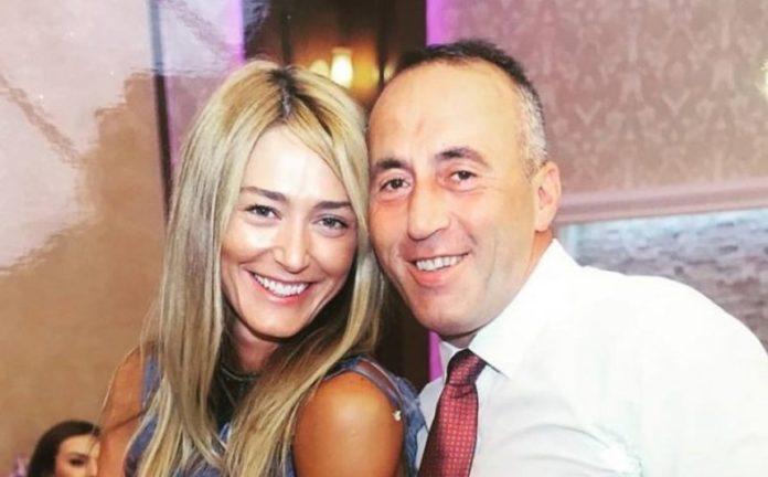 """""""Dikur kemi qenë të rinj"""", Anita publikon momentin intim dhe super romantik me Ramush Haradinajn"""