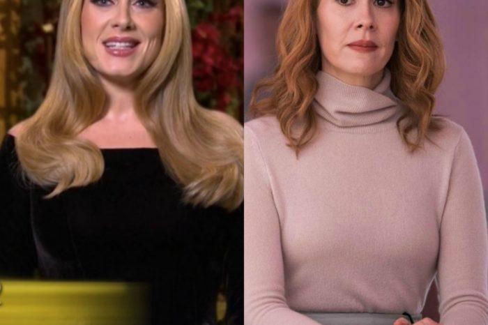 E kishit vënë re që Adele e dobësuar ka një ngjashmëri super të madhe me aktoren e famshme amerikane?