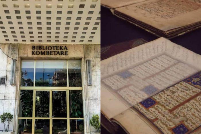 Biblioteka Kombëtare ekspozon për herë të parë librat e rrallë, Rama bën sërish një premtim për godinën e re