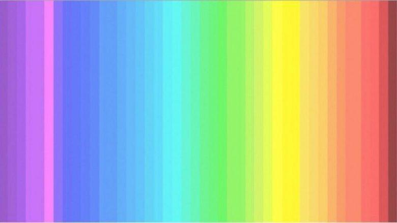 Sa ngjyra arrini të dalloni në foto? Ky test tregon shumë detaje për ju